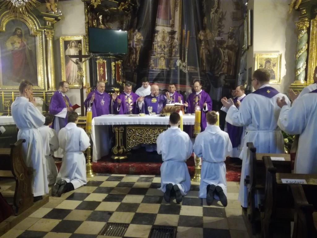Spotkanie grup charytatywnych przed beatyfikacją