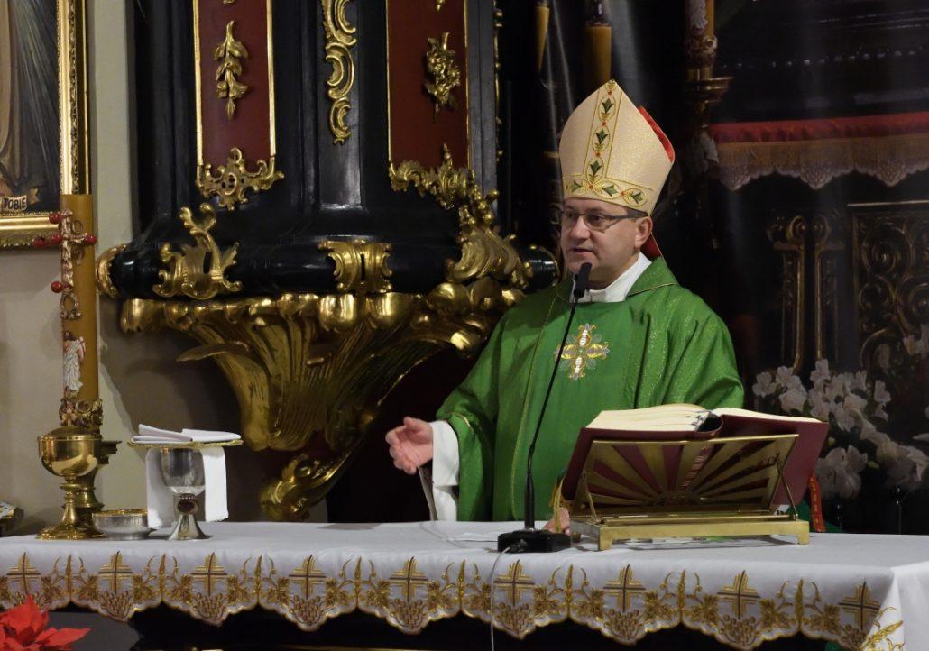 Liturgia stacyjna '2018' w kościele św Mikołaja
