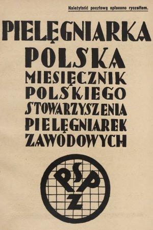 """""""Pielęgniarka Polska"""" w Jagiellońskiej Bibliotece Cyfrowej"""