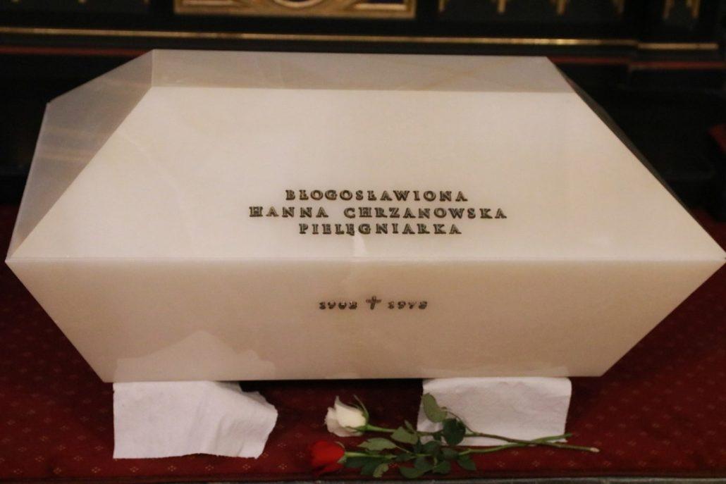 Przeniesienie relikwii Hanny Chrzanowskiej