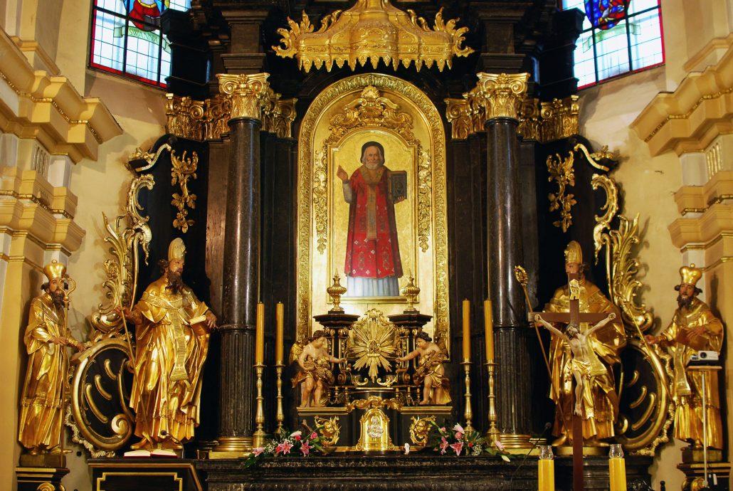 Witamy na odnowionej stronie Parafii św. Mikołaja w Krakowie!