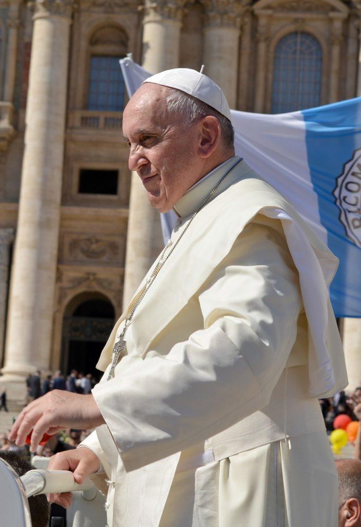 Laudato si.. Nowa encyklika Ojca Świętego Franciszka