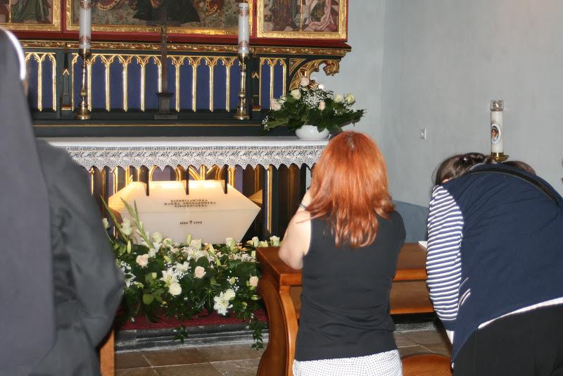 Comiesięczne Msze św. w intencji chorych