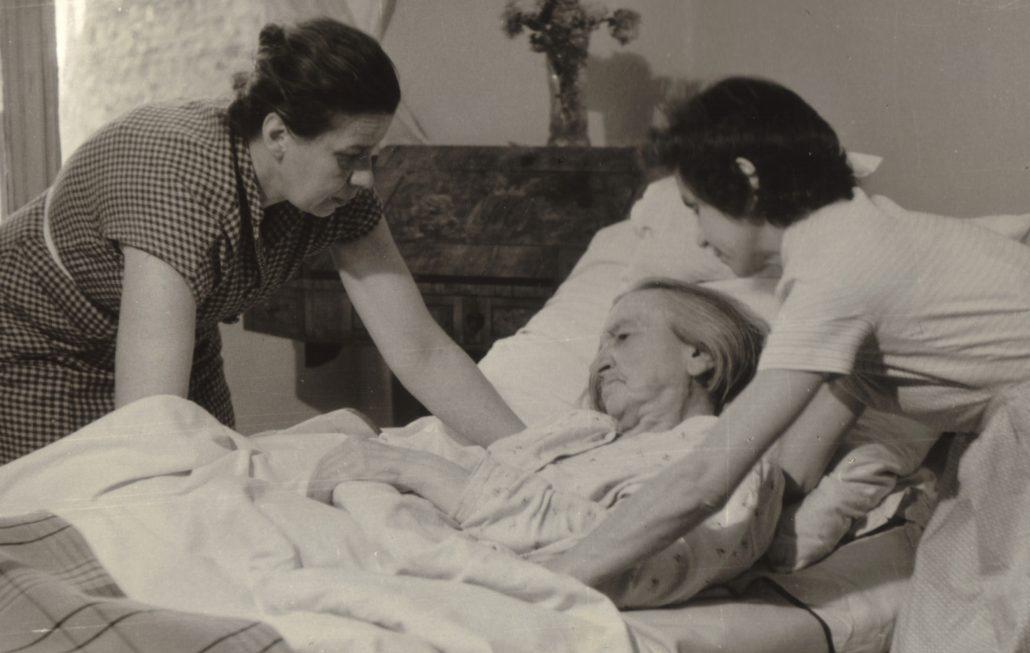 Kurs opieki nad osobą chorą – drugie spotkanie 24.11.2018