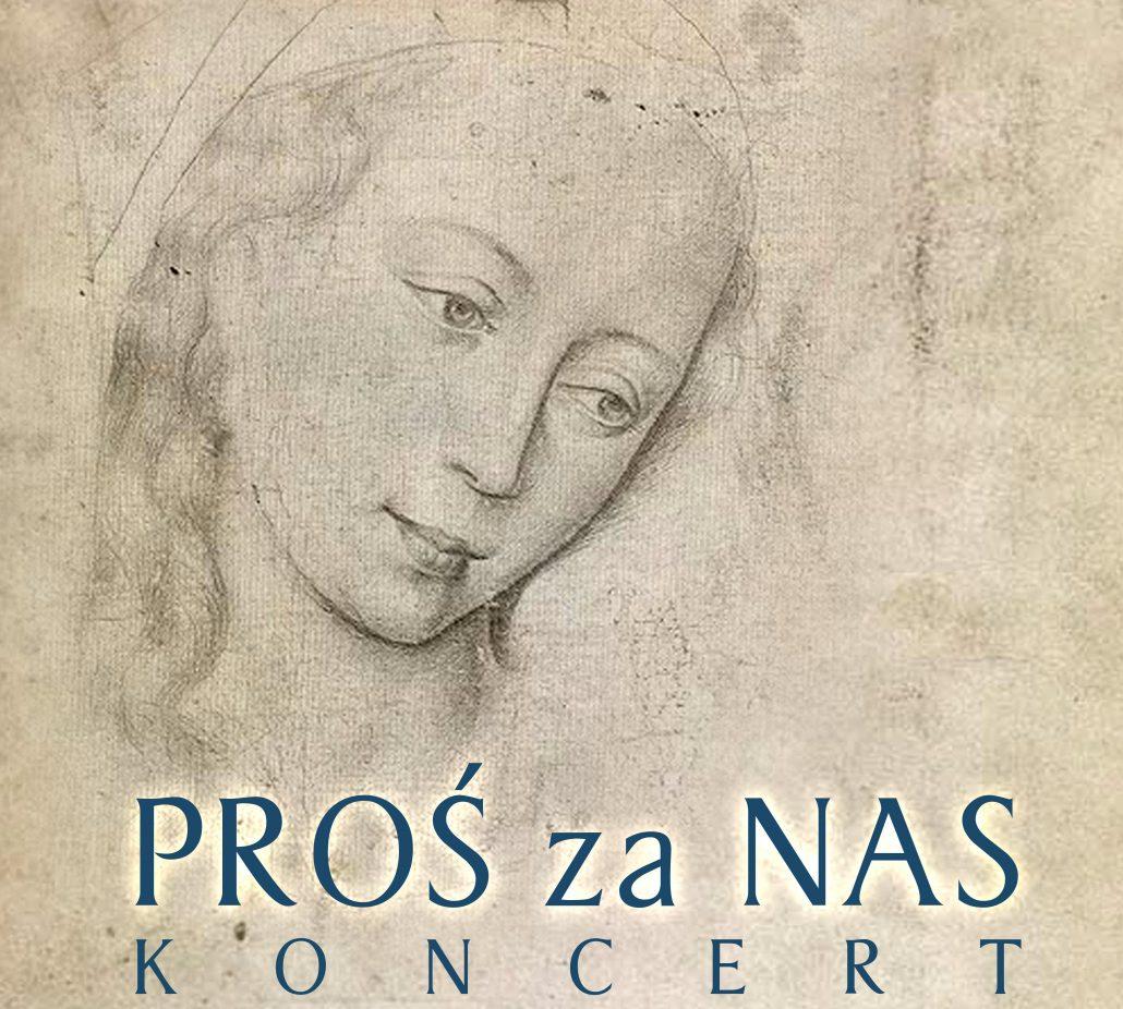 Zapraszamy na wyjątkowy koncert pieśni maryjnych! – 8.12.2018, godz. 19.00