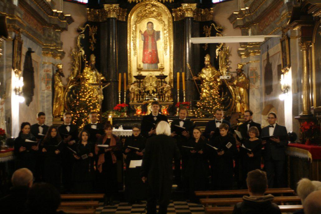 Noworoczny koncert Chóru Vox Populi  – 27.01.2019 r.