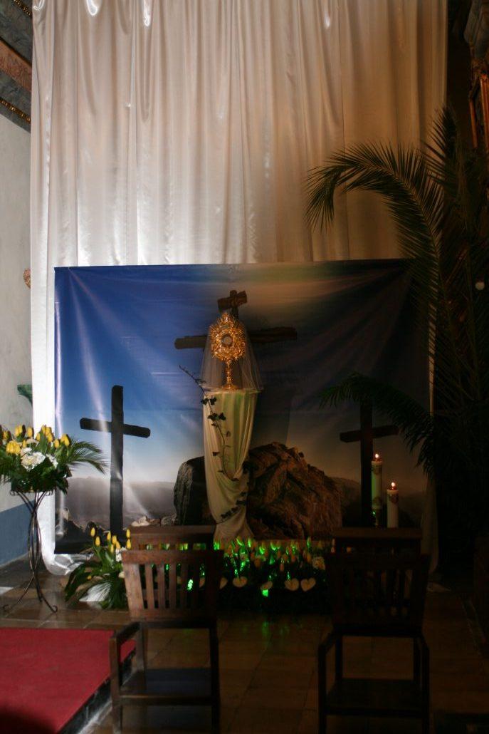 Triduum Paschalne i Niedziela Wielkanocna – 18-21.04.2019 r.