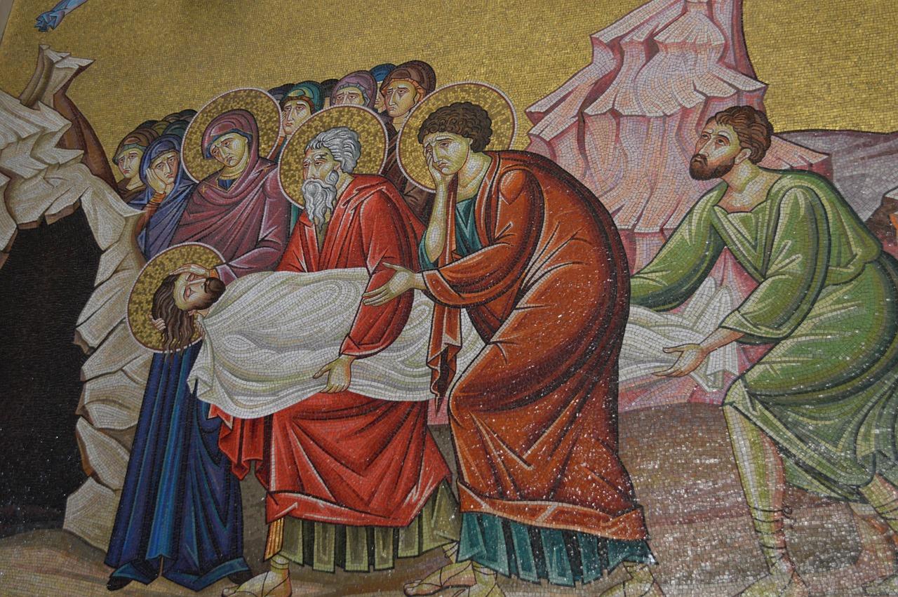 Triduum Paschalne i spowiedź w kościele św. Mikołaja A.D. 2019