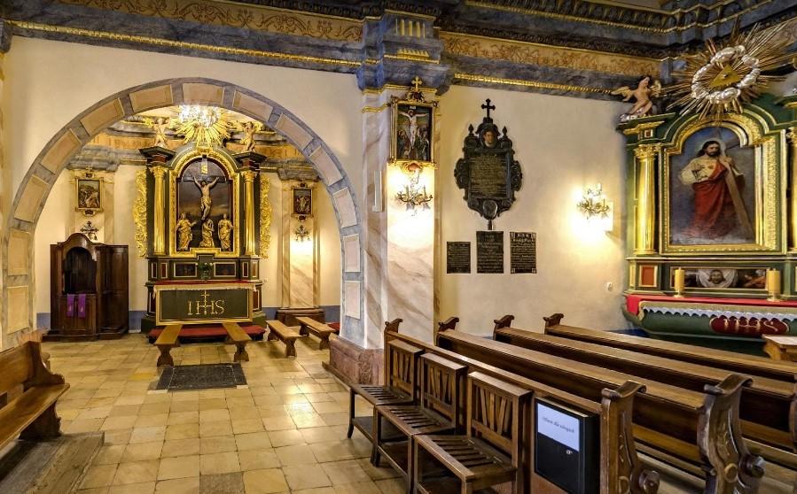 Kościół św. Mikołaja – wirtualny spacer po świątyni i jej otoczeniu…
