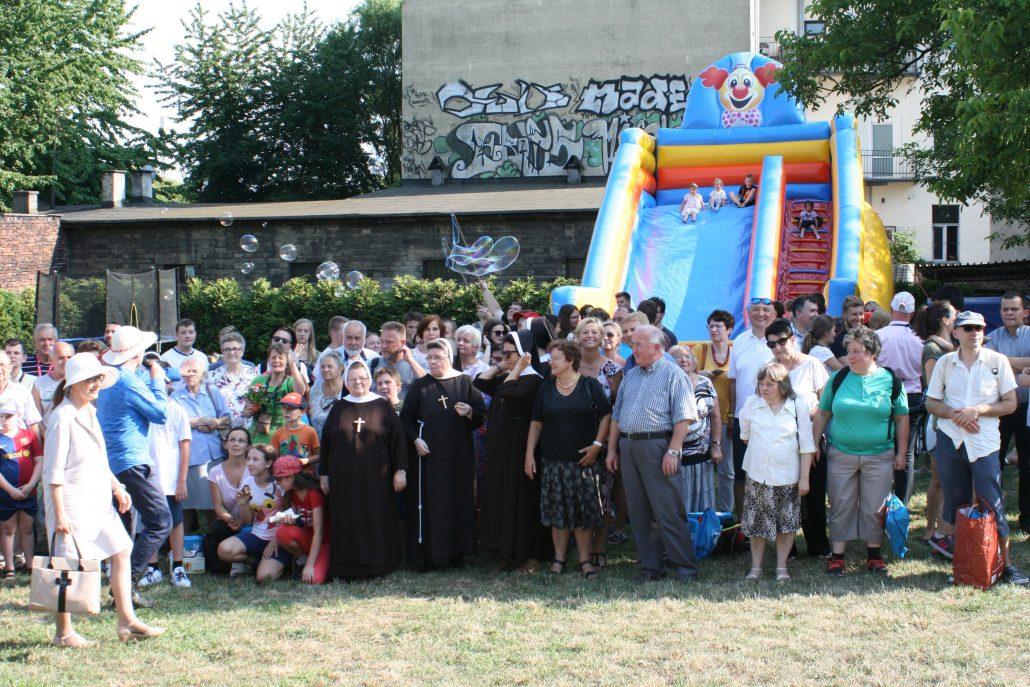 Piąty, jubileuszowy festyn parafialny już za nami!! Dziękujemy partnerom i sponsorom…