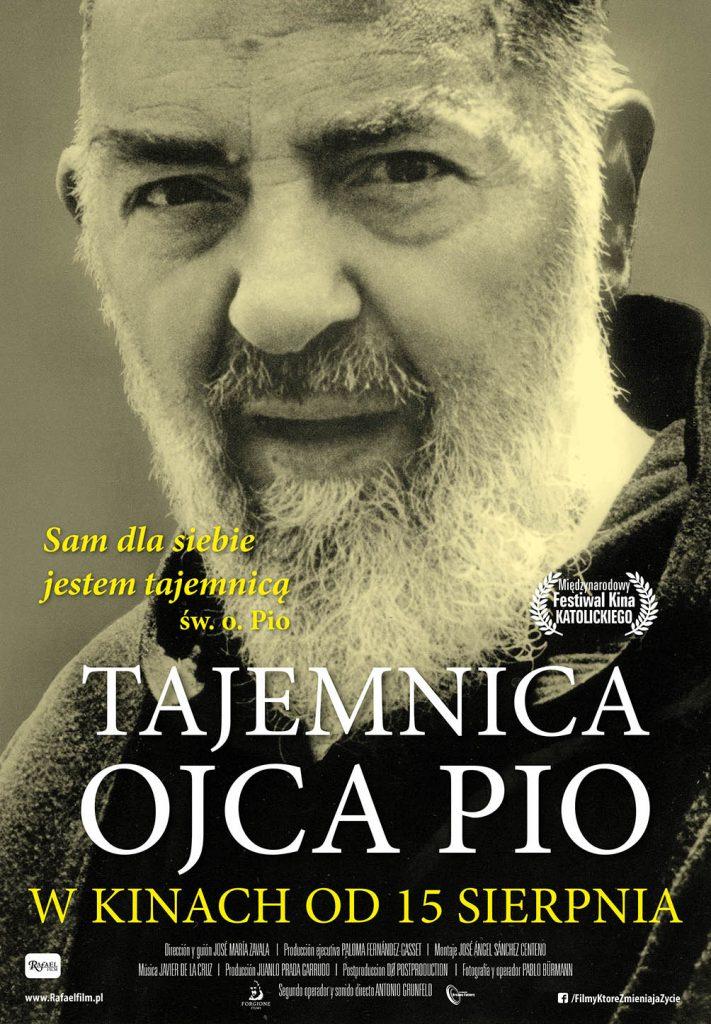 """Film """"Tajemnica Ojca Pio"""" już w kinach naszej diecezji"""