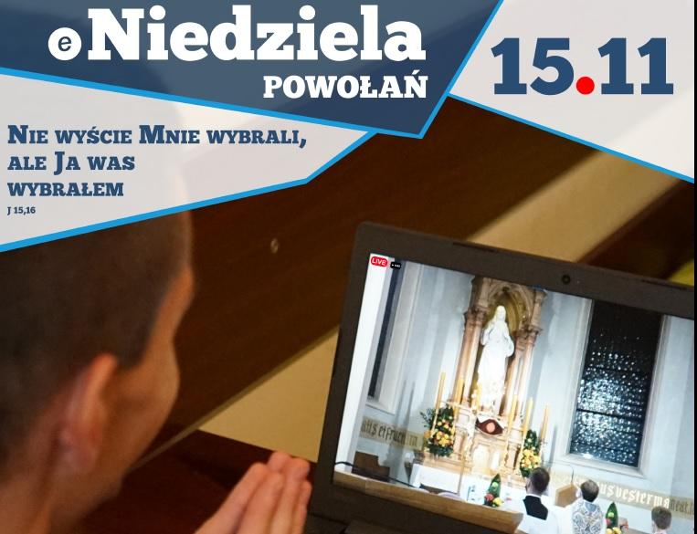 Krakowskie Seminarium Duchowne zaprasza na wyjątkową Niedzielę Powołań on-line 15.11.2020 r.